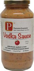 Creamy Vodka Sauce by Parmela Creamery