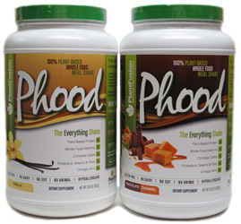 Phood 100% Plant-Based Whole Food Meal Shake