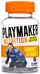 Immunity Vitamin C Supplement by Playmaker Nutrition