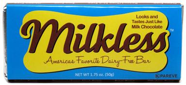 Milkless Vegan Chocolate Bar by Premium Chocolatiers