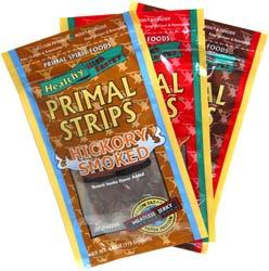 Primal Strips Vegan Jerky - 4 oz