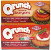Qrunch Quinoa Burgers by Qrunch Foods