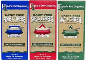 Pastas & chReese by Road's End Organics