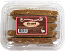 Vegan Biscotti by Sweet & Sara