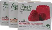 Simply Delish Sugar-Free Vegan Jel Dessert