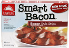 Smart Bacon Vegan Bacon Strips by Lightlife
