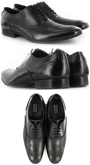 Smooth-Grain Oxford by Vegetarian Shoes - Unisex