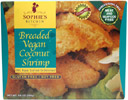 Vegan Breaded Coconut Shrimp by Sophie's Kitchen