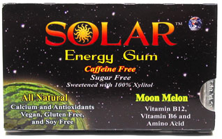 Solar Energy Gum by B-Fresh