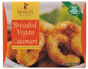 Vegan Breaded Calamari by Sophie's Kitchen
