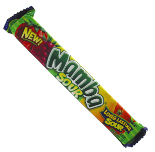 Sour Mamba Fruit Chews