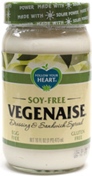 Soy-Free Vegenaise by Follow Your Heart
