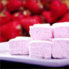 Strawberry Marshmallows by Sweet & Sara