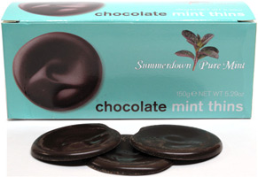 Summerdown Chocolate Mint Thins