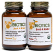 SunBiotics Just 4 Kids Probiotics with Organic Prebiotics Powder