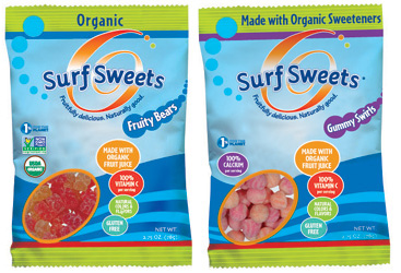 Surf Sweets Vegan Gummy Candies