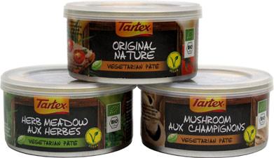 Tartex Organic Pate