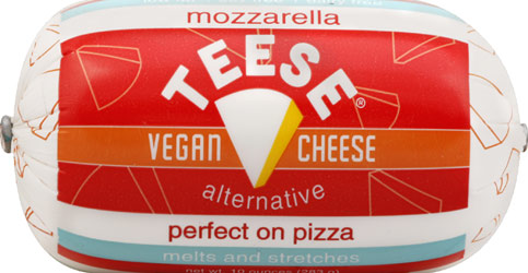 Teese Soy-Free Vegan Cheese by Chicago Vegan Foods