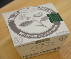 Treeline Soft French-Style Tree Nut Cheese