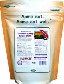 Turkey(Not) Burger Mix