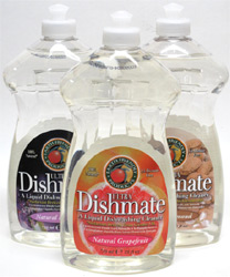 Ultra Dishmate Liquid Dishwashing Cleanser by Earth Friendly Products