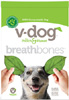 Breath Bones Dog Chews by V-Dog