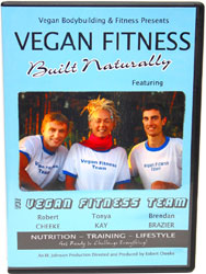 Vegan Fitness – Built Naturally DVD