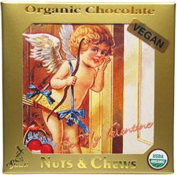 Organic Chocolate Nuts & Chews Assortment by Sjaaks