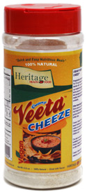 Creamy Veeta Cheeze Sauce Mix by Heritage Health Food
