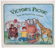 Victor's Picnic with the Vegetarian Animals by Radha Vignola