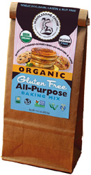 Organic Gluten-Free All-Purpose Baking Mix by Wholesome Chow