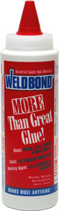 Weldbond Vegan All-Purpose Glue