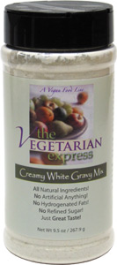Creamy White Gravy Mix by Vegetarian Express