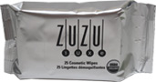 Cosmetic Wipes by Zuzu Luxe