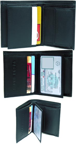 Deluxe Bi-Fold Wallet by Vegan Wares