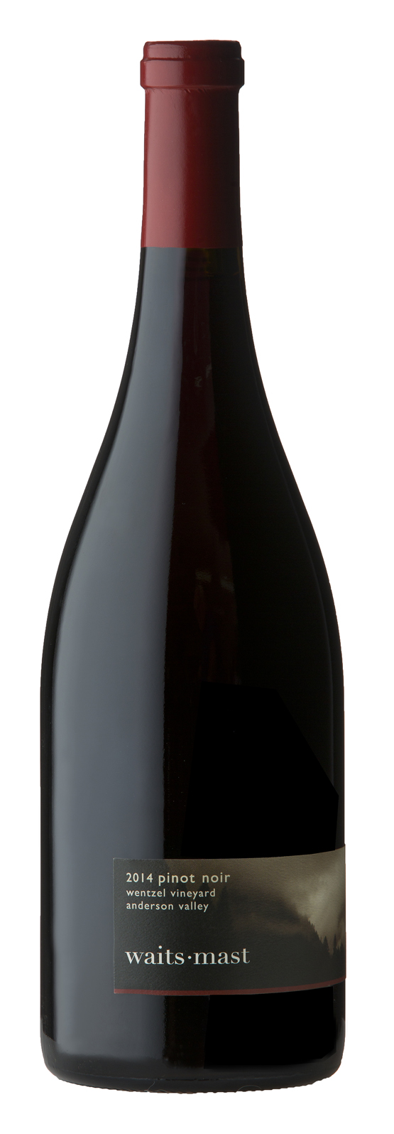 2014 Waits-Mast Pinot Noir, Wentzel Vineyard, Anderson Valley