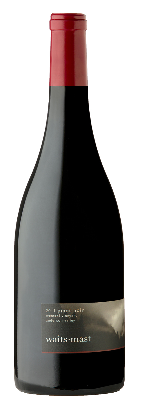 2011 Waits-Mast Pinot Noir, Wentzel Vineyard, Anderson Valley