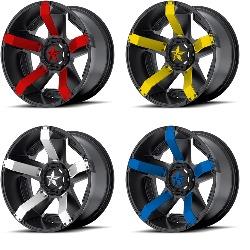 Shop Kmc Xd Series Rockstar Ii Wheel Xd811 Replacement