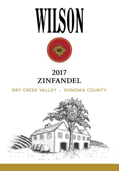 2017 Dry Creek Zinfandel MAIN