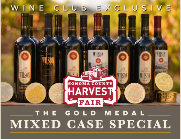 Harvest Fair Club Gold Case