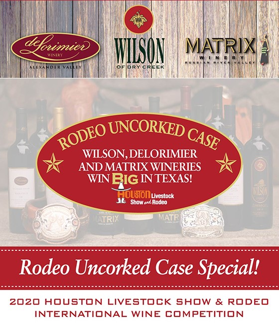 *2020 Gold Medal Mixed Case - Houston Rodeo Uncorked THUMBNAIL