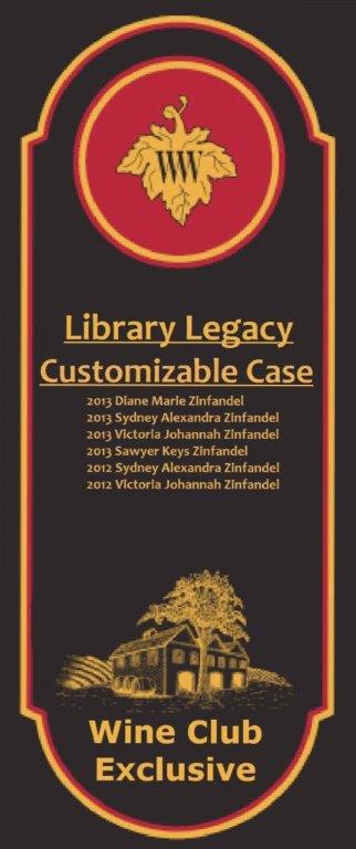 Library Legacy Customizable Case Special
