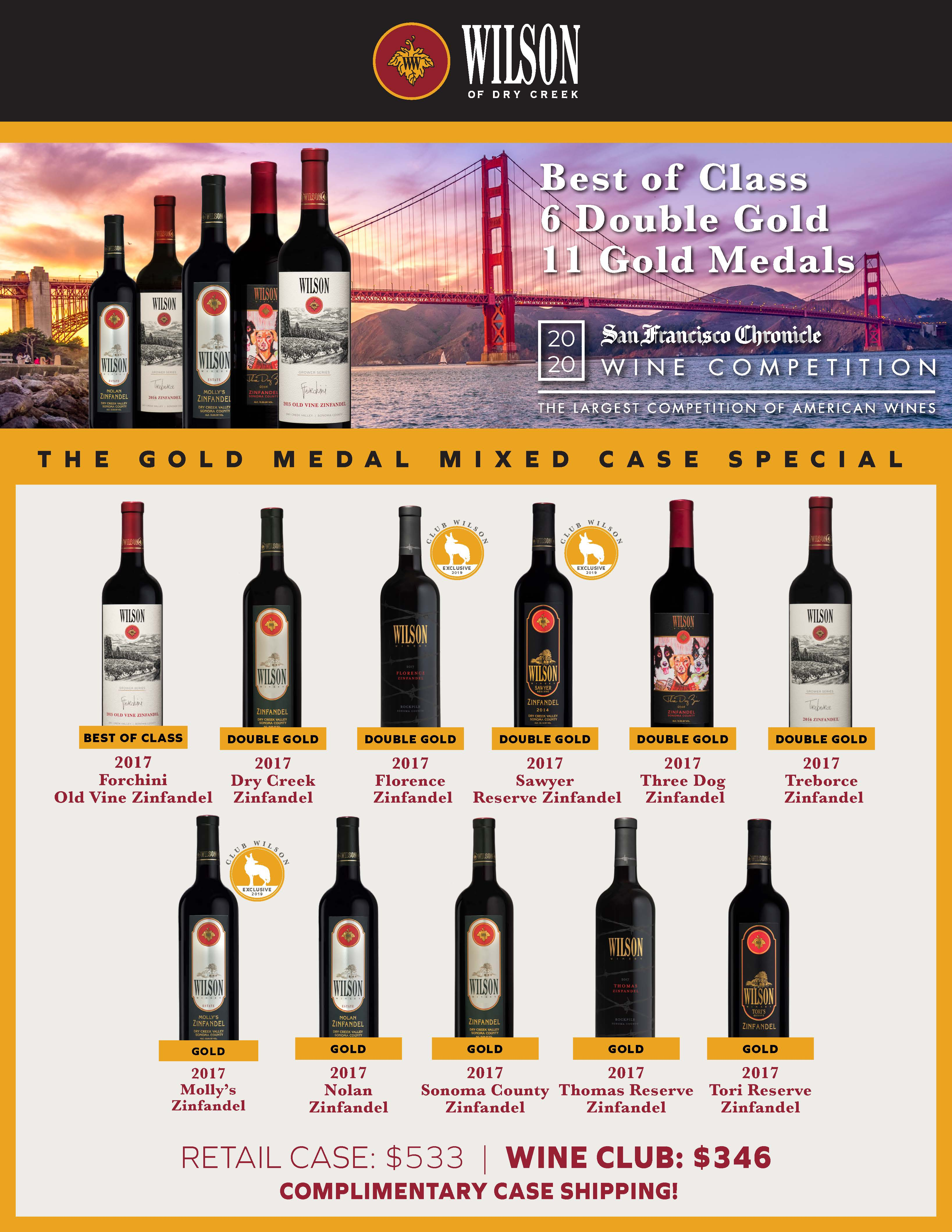 *2020 Gold Medal Mixed Case - SF Chronicle THUMBNAIL