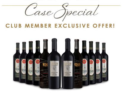 Club Winemaker Dinner Case Special