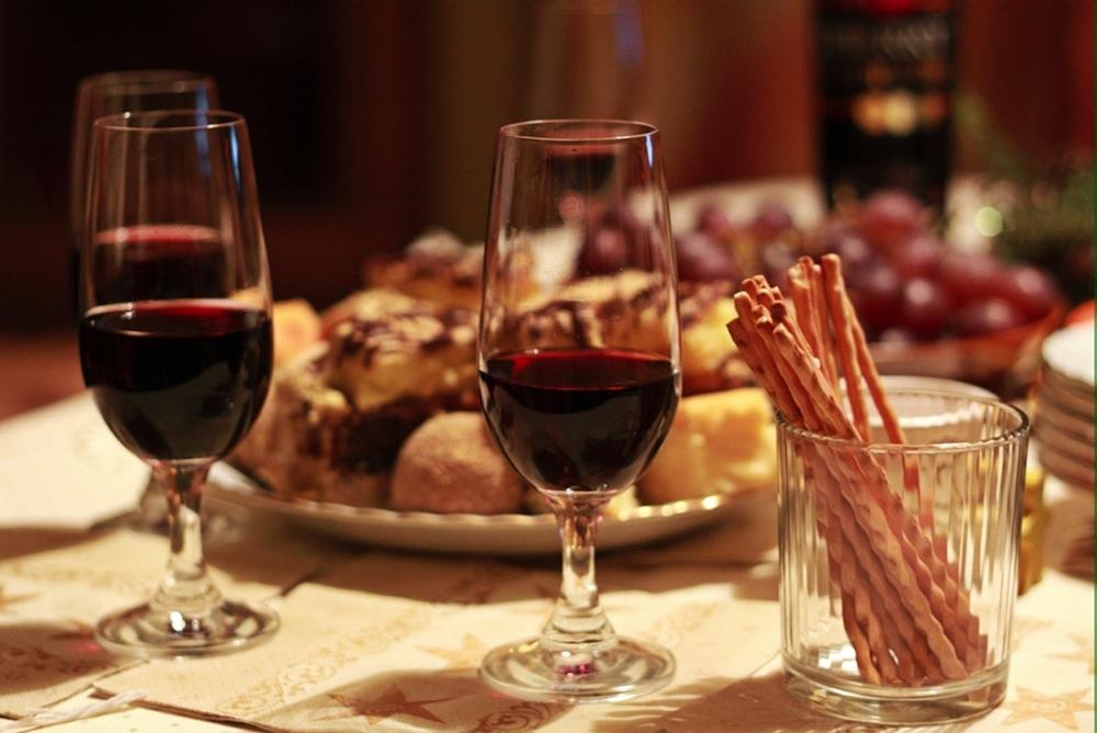 Winemaker Dinner in the Cave