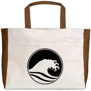 Logo Beach Tote
