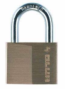 "Solid Brass 40mm (1-9/16"") Padlock"