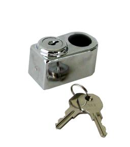 Spare Tire Lug Nut Lock