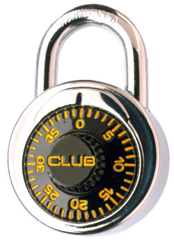 Dial Combination Padlock THUMBNAIL