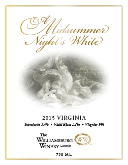2015 A Midsummer Night's White